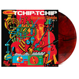 Electronic System Tchip Tchip (Vol. 3) Red Black Pack Shot LP