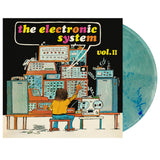 Electronic System Vol. II Clear Blue Pack Shot LP