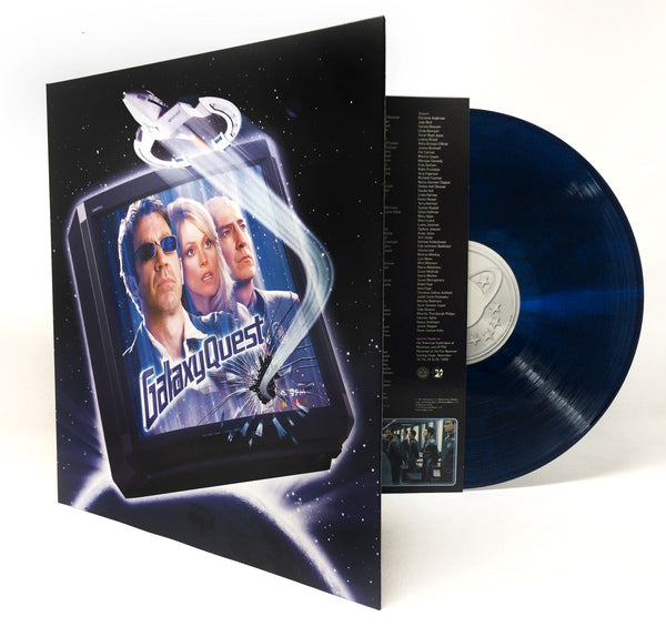 Galaxy Quest Ship: Galaxy Quest Music From The Motion Picture LP