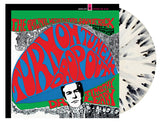 Timothy Leary Turn On, Tune In, Drop Out LP Black and White  Vinyl Pack Shot