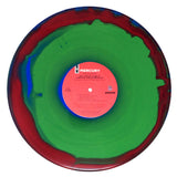 Timothy Leary Turn On, Tune In, Drop Out LP Red, Blue and Green Vinyl  Photo