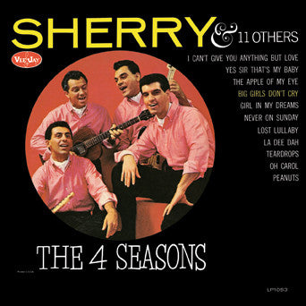 The 4 Seasons Sherry & 11 Others (Mini LP) CD
