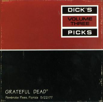Grateful Dead: Dick's Picks 3