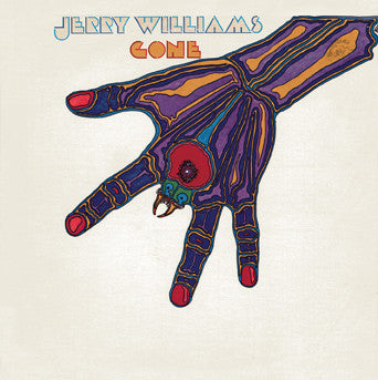 Jerry Williams CD