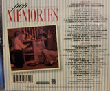 Pop Memories CD Back Cover