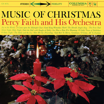 Percy Faith Music of Christmas (Expanded Edition) CD
