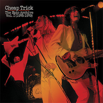 Cheap Trick The Epic Archive Vol. 1 (1975-1979) CD