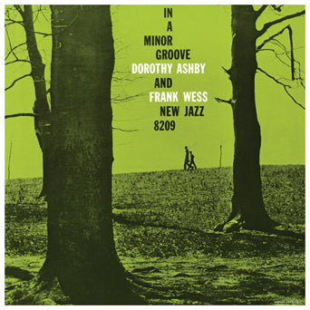 Dorothy Ashby and Frank Wess Minor Groove LP