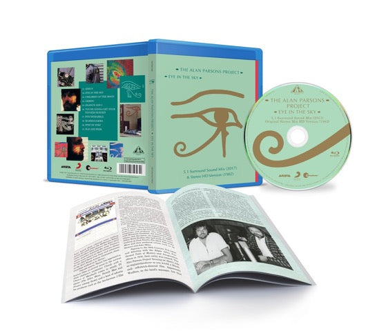 The Alan Parsons Project Eye In The Sky Blu Ray Audio