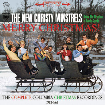 New Christy Minstrels Xmas CD