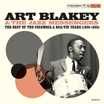 Art Blakey Best of the Columbia & RCA/Vik Years 2-CD Set