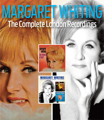 Margaret Whiting The Complete London Recordings (2CD Set)