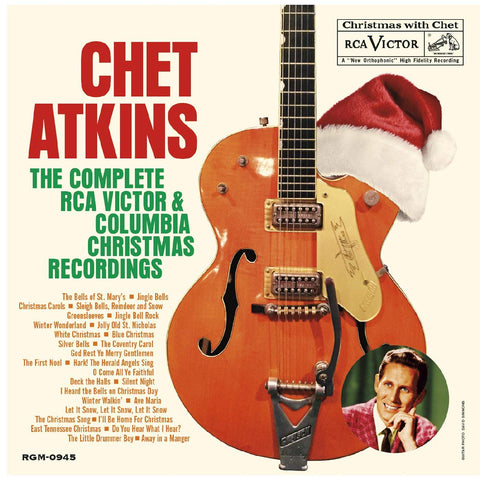 Chet Atkins The Complete RCA Victor Columbia (2CD-Set)