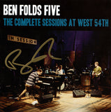 Ben Folds Five The Complete Sessions at West 54th CD with Autograph