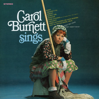 Carol Burnett Sings CD