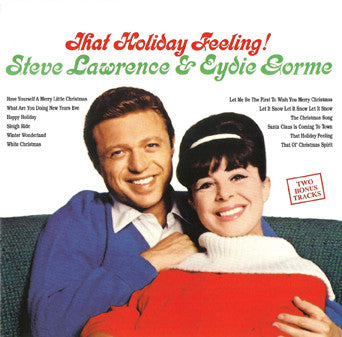Steve & Eydie Holiday CD