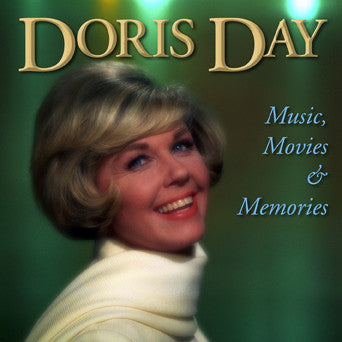 Doris Day Music, Movies CD