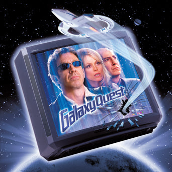 Galaxy Quest Music from the Motion Picture LP
