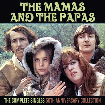 The Mamas and the Papas Black The Complete Singles (2-LP Set)