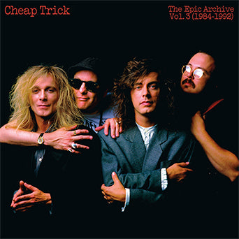 Cheap Trick The Epic Archive Vol. 3 CD