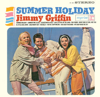 Jimmy Griffin CD