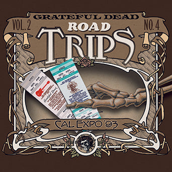 Grateful Dead Road Trips Vol. 2 No. 4 Cal Expo '93 (2-CD Set)