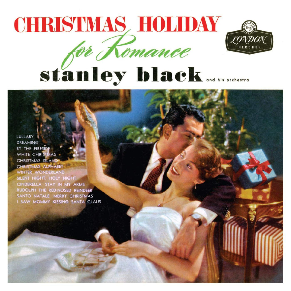 Stanley Black Christmas Holiday for Romance CD