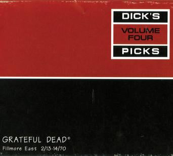 Grateful Dead: Dick's Picks 04