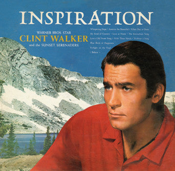 Clint Walker Inspiration (Expanded Edition) CD