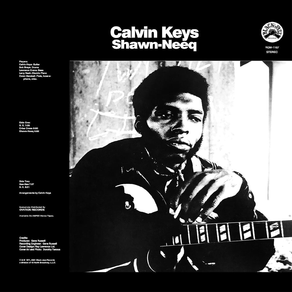 Calvin Keys Shaw-Neeq (Remastered Edition) CD