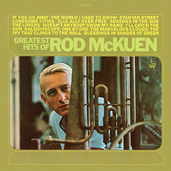 Rod McKuen Greatest Hits of Rod McKuen (Expanded Edition) CD