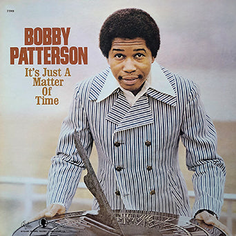 Bobby Patterson It's Just a Matter of Time LP