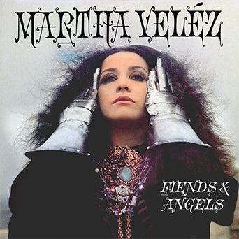 Martha Velez Fiends & Angels LP