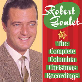 Robert Goulet: The Complete Columbia Christmas Recordings CD