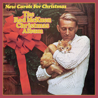 Rod McKuen New Carols for Christmas CD