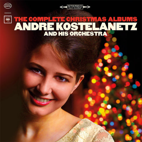 Andre Kostelanetz & His Orchestra (2CD-Set)
