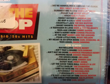 At the Hop: The Big  50's Hits CD Back Cover