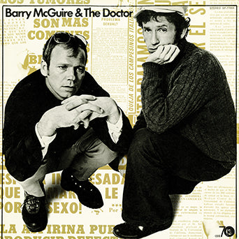 Barry McGuire & The Doctor: Barry McGuire & The Doctor CD