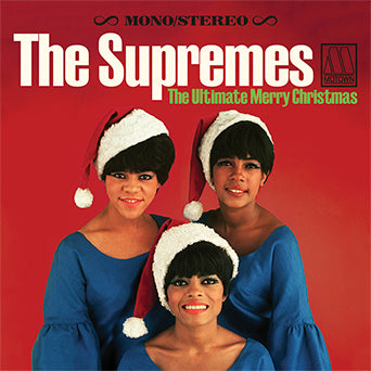 The Supremes The Ultimate Merry Christmas (2 CD-Set)