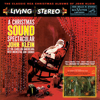 John Klein A Christmas Sound Spectacular CD