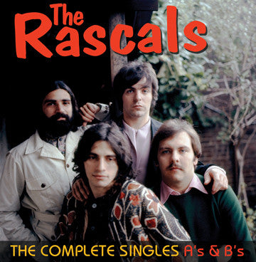 The Rascals The Complete Singles A's & B's (2 CD)