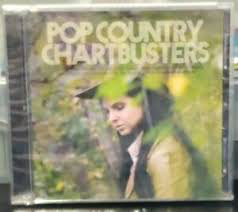 Pop Country Chartbusters CD