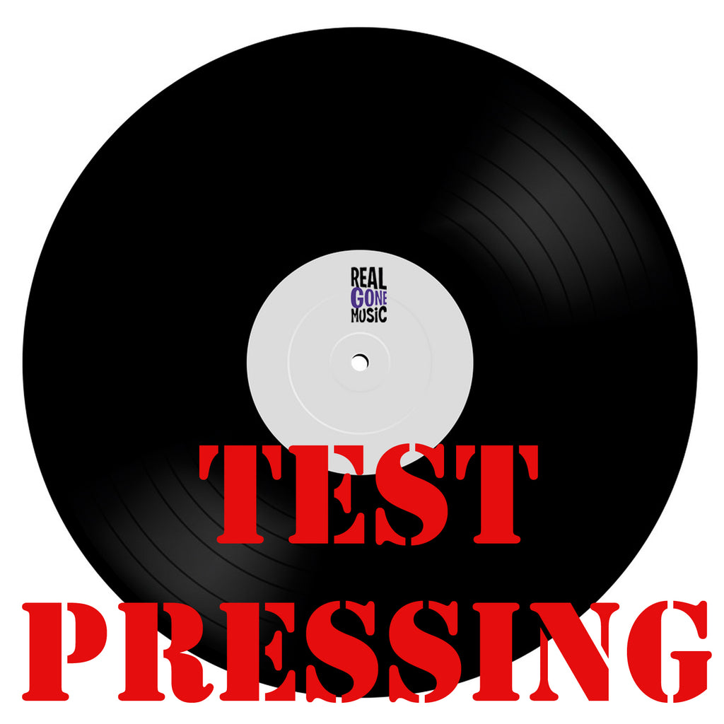 Joe Bataan Afrofilipino Test Pressing LP