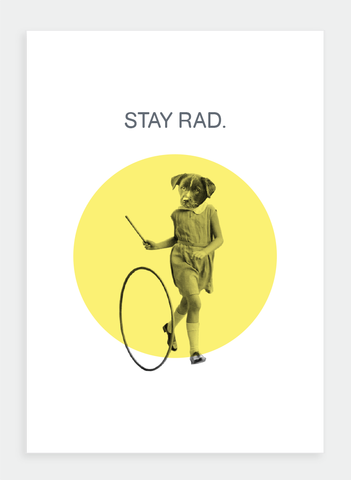 AA15 Stay Rad (Pack of 6)