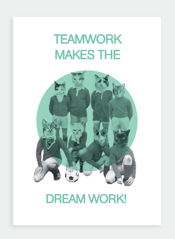 AA16 Teamwork (Pack of 6)