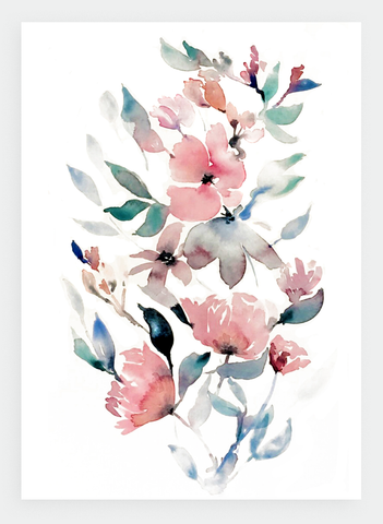 JM20 Blush Bouquet | Joni Murphy (Pack of 6)