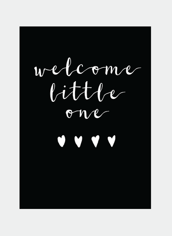MC68 Welcome Little One (Pack of 6)