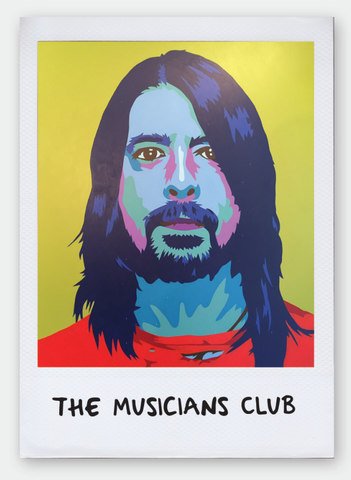 MK15 The Musicians Club (Pack of 6)