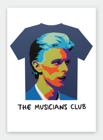 MK25 The Musicians Club (Pack of 6)