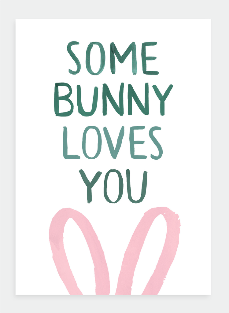 MM102 Some Bunny Loves You